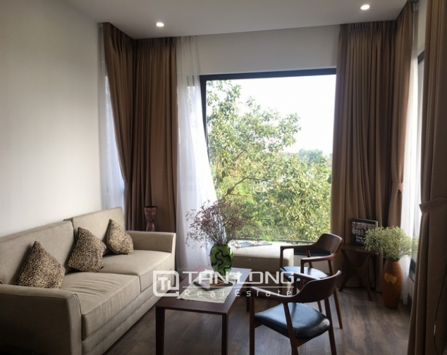 Majestic serviced apartment in Dang Thai Mai street, Tay Ho district, Hanoi for rent 3