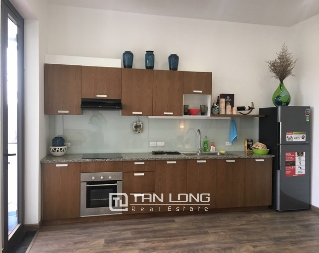 Majestic serviced apartment in Dang Thai Mai street, Tay Ho district, Hanoi for rent 4