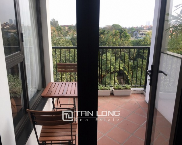Majestic serviced apartment in Dang Thai Mai street, Tay Ho district, Hanoi for rent 9