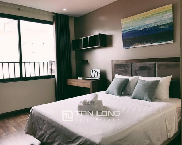 Majestic serviced apartment in Do Duc Duc street, My Dinh, Nam Tu Liem district, Hanoi for rent 1