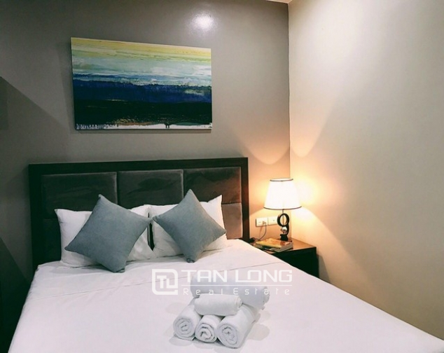 Majestic serviced apartment in Do Duc Duc street, My Dinh, Nam Tu Liem district, Hanoi for rent 2