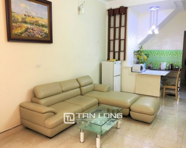 Majestic serviced apartment in Ta Quang Buu street, Hai Ba Trung dist, Hanoi for lease 3