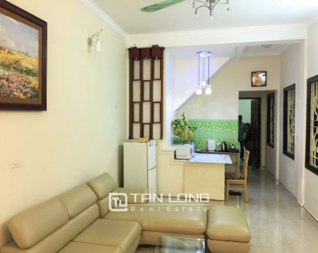 Majestic serviced apartment in Ta Quang Buu street, Hai Ba Trung dist, Hanoi for lease 5