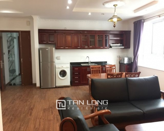 Majestic serviced apartment in Trieu Viet Vuong street, Hai Ba Trung district, Hanoi for rent 1