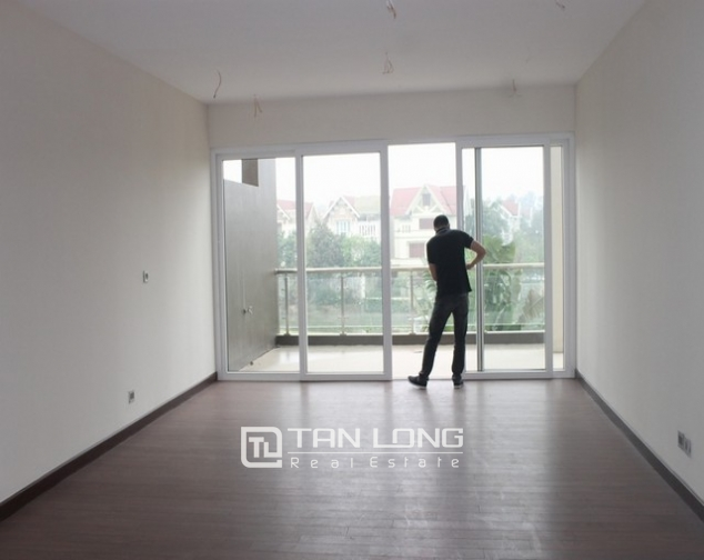 Majestic villa for rent in Ciputra, Tay Ho district, Hanoi for rent. 1