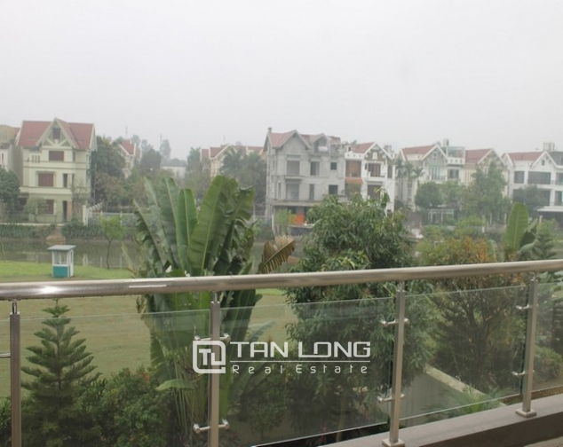 Majestic villa for rent in Ciputra, Tay Ho district, Hanoi for rent. 4