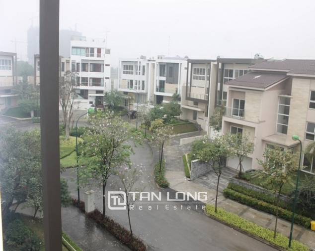 Majestic villa for rent in Ciputra, Tay Ho district, Hanoi for rent. 5