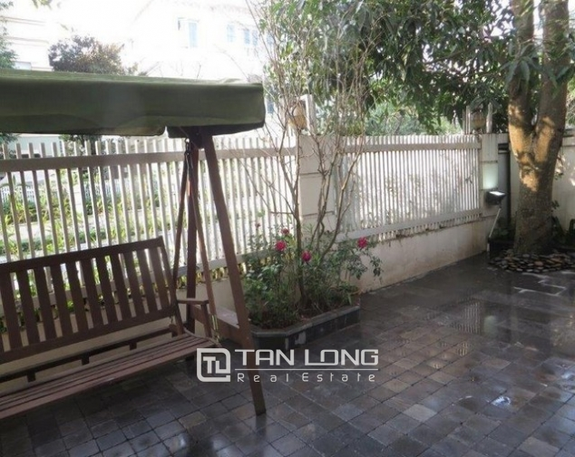 Majestic villa in T1 Ciputra, Tay Ho dist, Hanoi, for lease 4