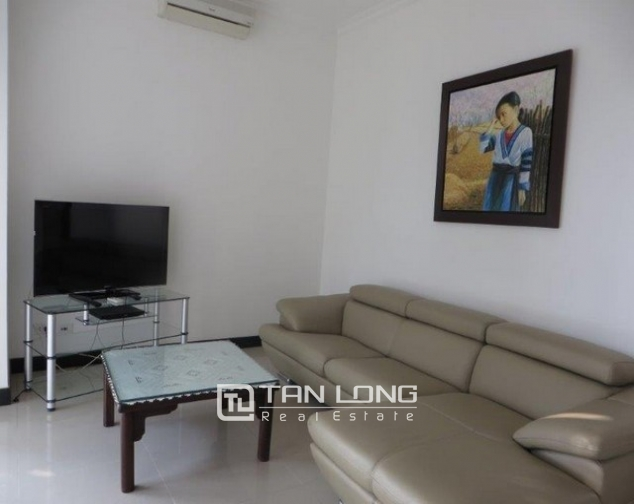 Majestic villa in T1 Ciputra, Tay Ho dist, Hanoi, for lease 6