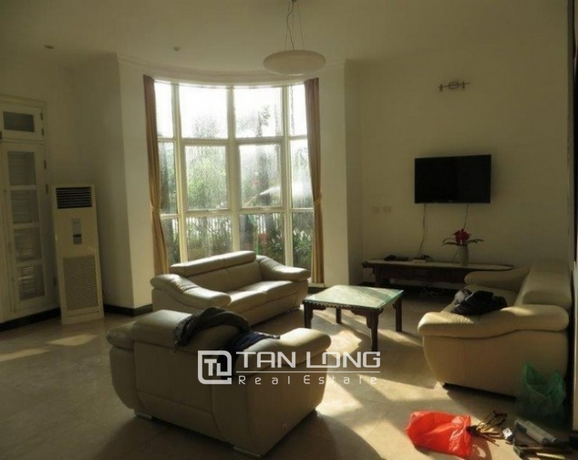 Majestic villa in T1 Ciputra, Tay Ho dist, Hanoi, for lease 8