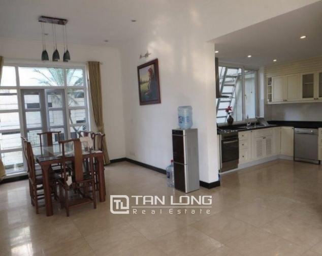 Majestic villa in T1 Ciputra, Tay Ho dist, Hanoi, for lease 9