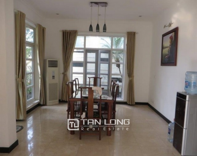 Majestic villa in T1 Ciputra, Tay Ho dist, Hanoi, for lease 2