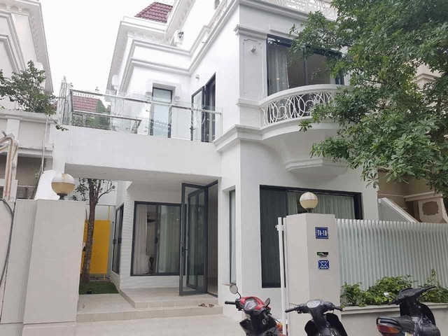 Majestic villas in  T4, Ciputra, Tay Ho district Hanoi for rent
