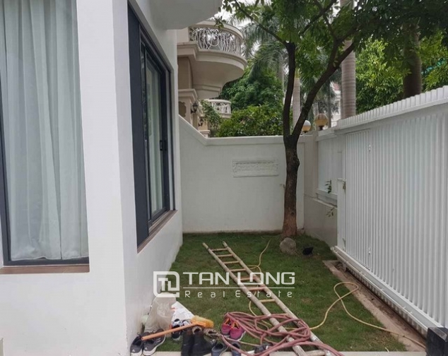 Majestic villas in  T4, Ciputra, Tay Ho district Hanoi for rent 3