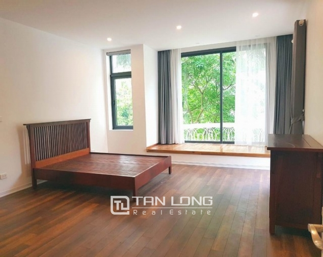 Majestic villas in  T4, Ciputra, Tay Ho district Hanoi for rent 6