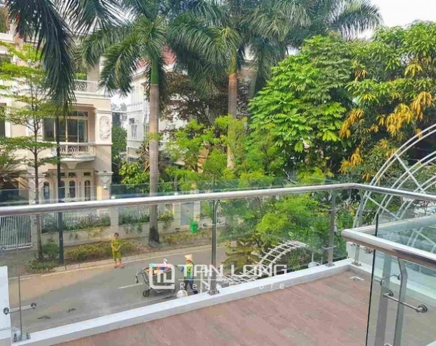 Majestic villas in  T4, Ciputra, Tay Ho district Hanoi for rent 7