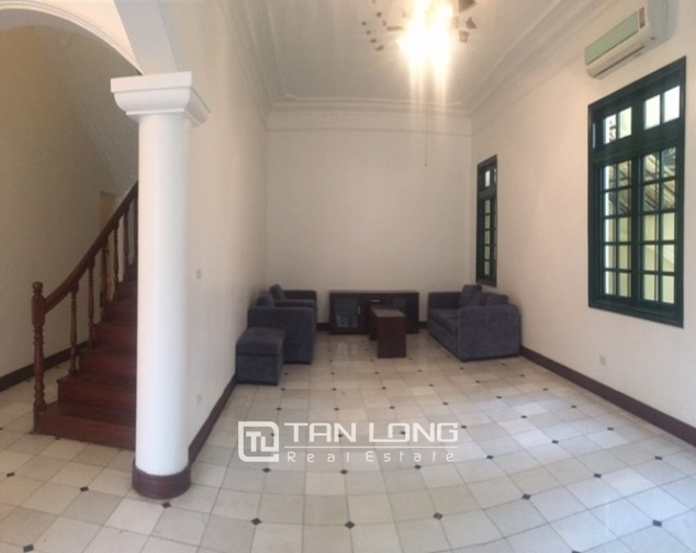 Majestic villas in To Ngoc Van street, Tay Ho dist for lease 7