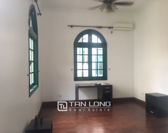 Majestic villas in To Ngoc Van street, Tay Ho dist for lease 3