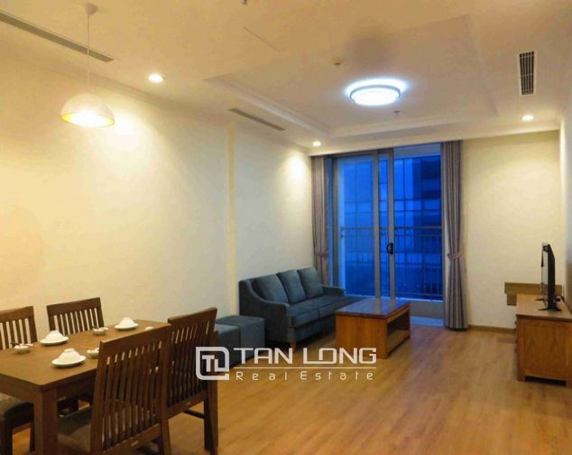 Majestic Vinhome Nguyen Chi Thanh apartment in Dong Da dist, hanoi for lease 1