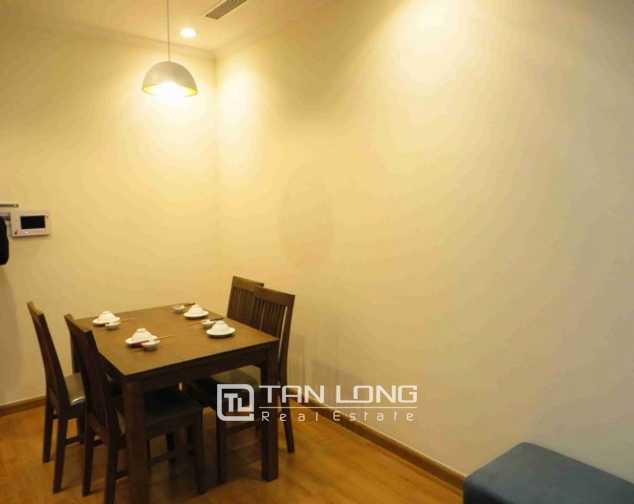 Majestic Vinhome Nguyen Chi Thanh apartment in Dong Da dist, hanoi for lease 5