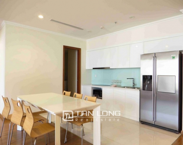 Majestic Vinhome Nguyen Chi Thanh condominium, Dong Da dist, Ha noi for lease 5