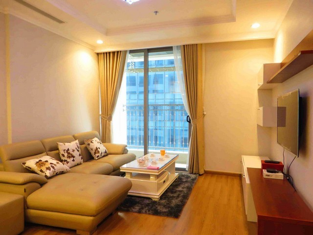 Majestic Vinhomes 54 Nguyen Chi Thanh condominium, Dong Da dist , Hanoi for lease