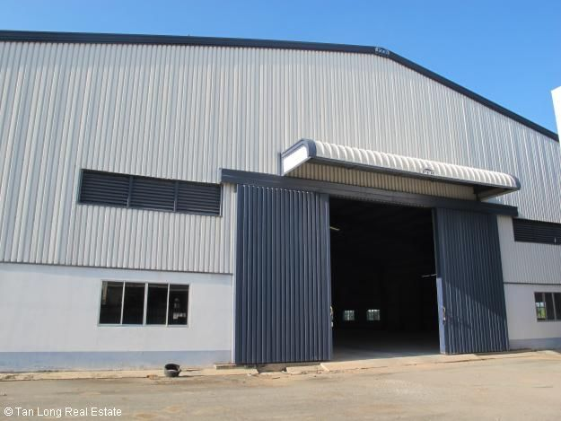 Many warehouses for rent in Dinh Tram industrial park,VietYen,Bac Giang 2