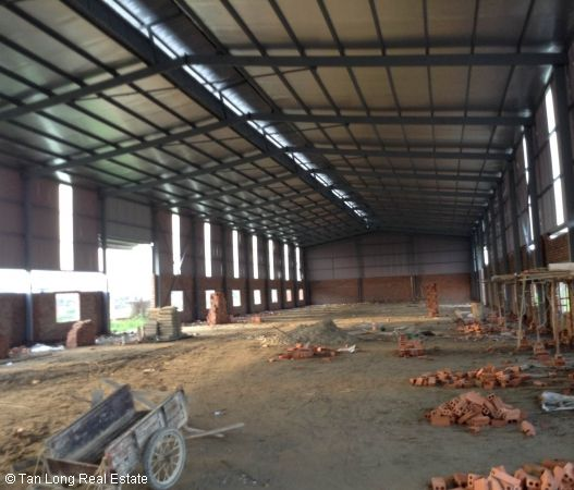 Many warehouses for rent in Dinh Tram industrial park,VietYen,Bac Giang 3