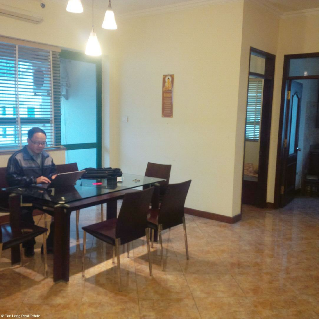 Apartments For Rent In Trung Hoa Nhan Chinh Urban Area