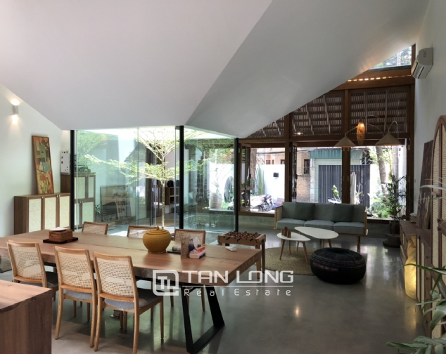 <MASTER OF PIECE> Fantastic house for rent in To Ngoc Van street, Tay Ho district! 10