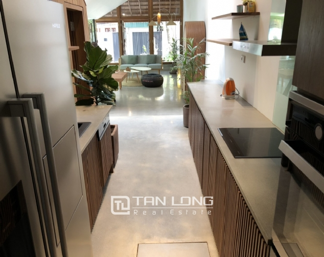 <MASTER OF PIECE> Fantastic house for rent in To Ngoc Van street, Tay Ho district! 9