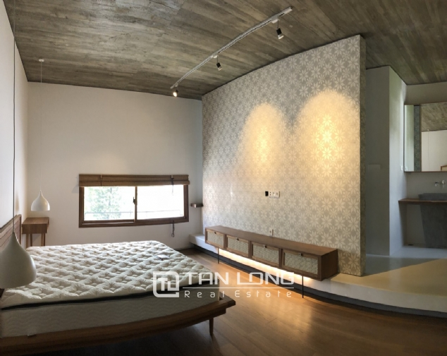 <MASTER OF PIECE> Fantastic house for rent in To Ngoc Van street, Tay Ho district! 2
