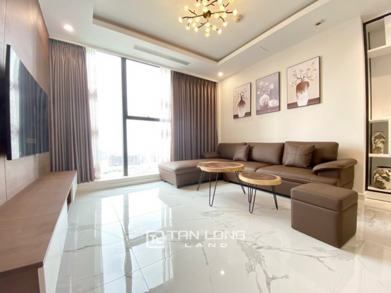 Minimalist 2 bedroom apartment for rent in S4 S5 Tower Sunshine City, Ciputra Area 1