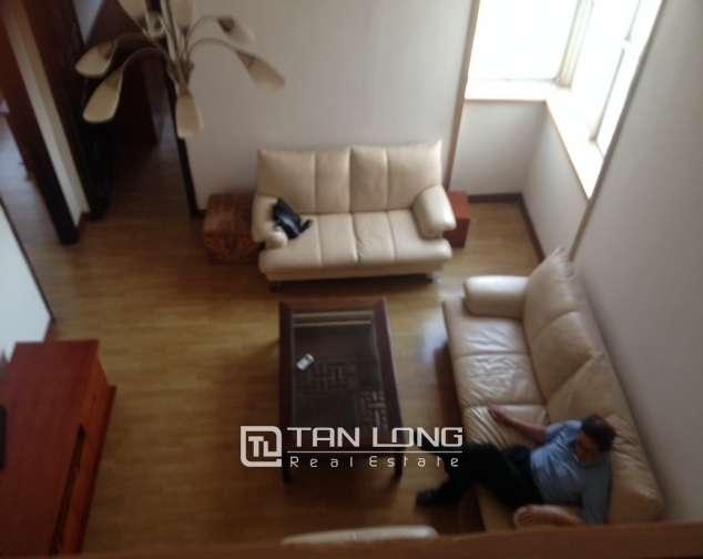 Modern 4 bedroom apartment in G3 Ciputra, airy view 1