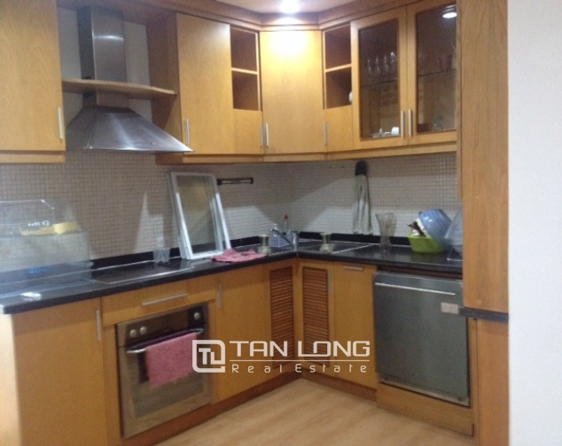 Modern 4 bedroom apartment in G3 Ciputra, airy view 3