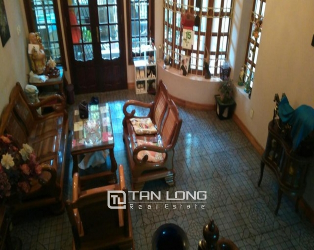 Modern 4 bedroom villa for rent in Cau Giay street, full of high-end furniture 8