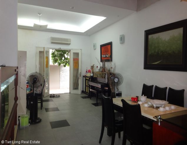 Modern 4 storey house for lease in Nghi Tam, Tay Ho, Hanoi 7