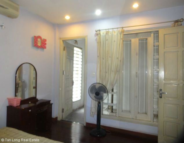 Modern 4 storey house for lease in Nghi Tam, Tay Ho, Hanoi 10