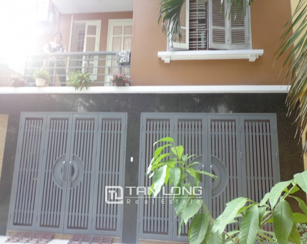 Modern 4 storey villa for rent in Doc Ngu, Vinh Phuc, Ba Dinh 3