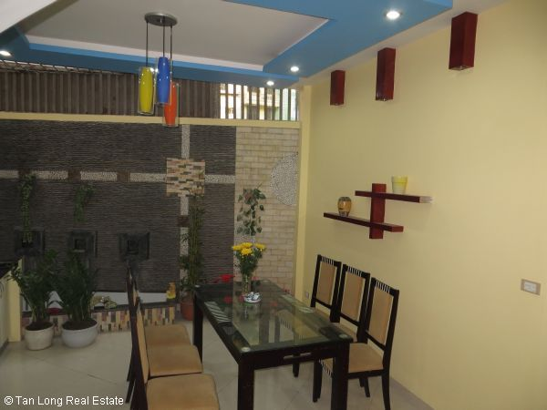 Modern 5-storey house for rent in Tran Duy Hung, Cau Giay dist, Hanoi 3
