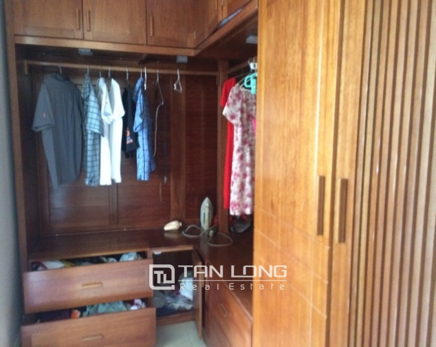 Modern and bright villa for rent with non furnished in T4, Ciputra 7