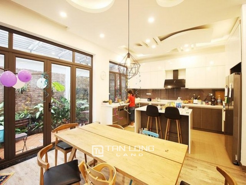 Modern and newly renovated 5 bedroom villa for rent in D3 Ciputra Tay Ho Ha Noi 1