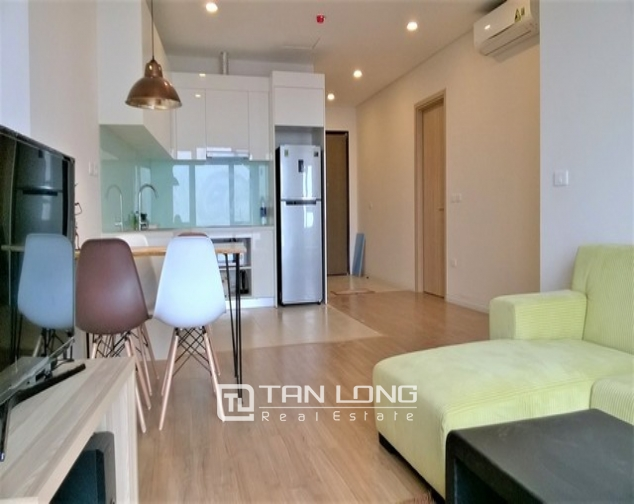Modern and nice 2 bedroom apartment for rent in Mipec Riverside, Long Bien district 1