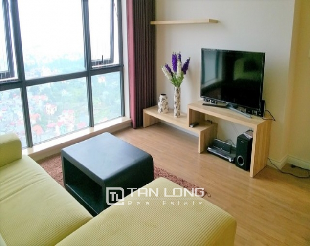 Modern and nice 2 bedroom apartment for rent in Mipec Riverside, Long Bien district 5
