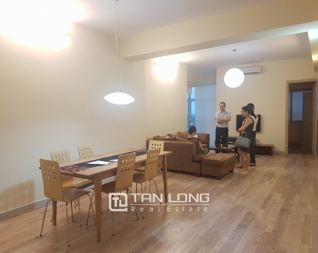 Modern apartment for lease in Ciputra Urban area, Nguyen Hoang Ton Street, Tay Ho, Ha Noi 1