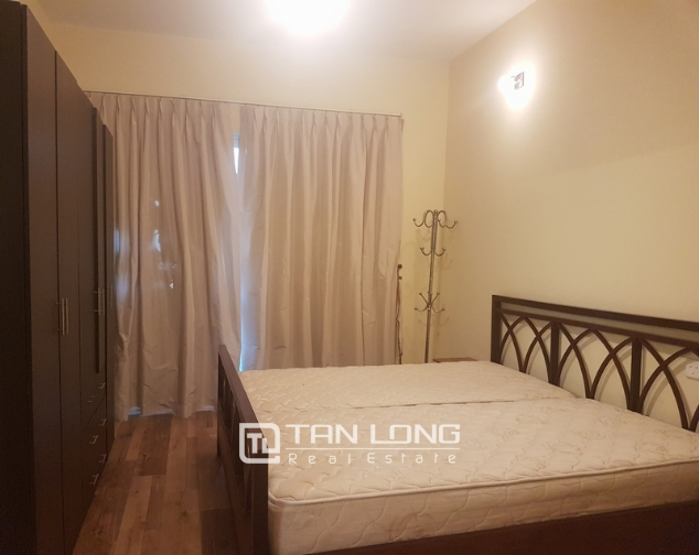 Modern apartment for lease in Ciputra Urban area, Nguyen Hoang Ton Street, Tay Ho, Ha Noi 2
