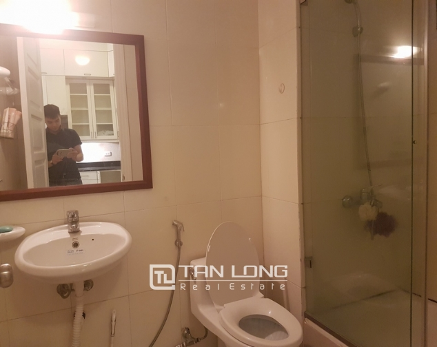 Modern apartment for lease in Ciputra Urban area, Nguyen Hoang Ton Street, Tay Ho, Ha Noi 5
