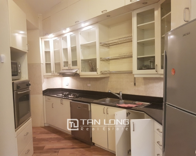Modern apartment for lease in Ciputra Urban area, Nguyen Hoang Ton Street, Tay Ho, Ha Noi 7