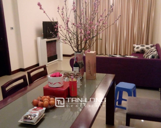 Modern apartment to rent in R2 Royal City Hanoi, 2 bedrooms 2
