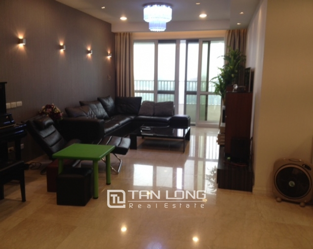 Modern apartment with 3 beds/ 2 baths in P2 Ciputra, Tay Ho, Hanoi 1